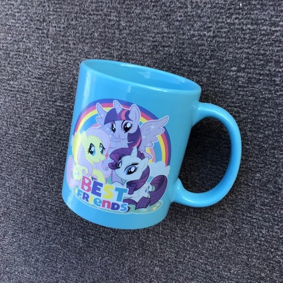My Little Pony Best Friends Coffee Cup mug